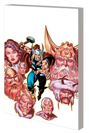 ESSENTIAL THOR VOL. 7 TPB (Trade Paperback)