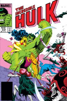 Incredible Hulk #310