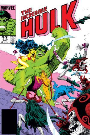 Incredible Hulk (1962) #310