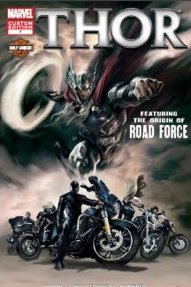 Harley-Davidson Presents Thor In: The Origin Of Road Force (2013) #1