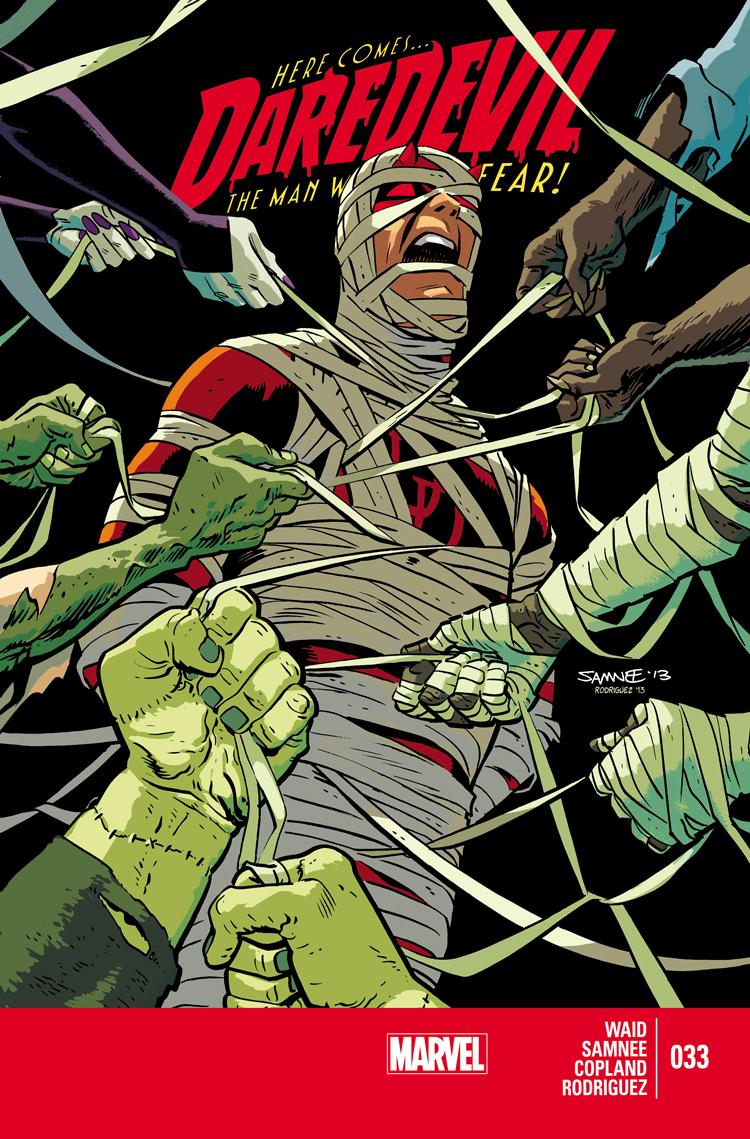 Daredevil (2011) #33