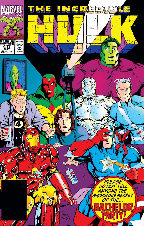 Incredible Hulk (1962) #417
