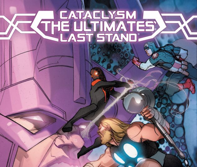 CATACLYSM: THE ULTIMATES' LAST STAND 2 FERRY VARIANT (WITH DIGITAL CODE)