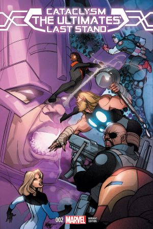 Cataclysm: The Ultimates' Last Stand (2013) #2 (Ferry Variant)