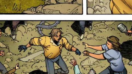 Marvel AR: Sam Humphries on his Favorites