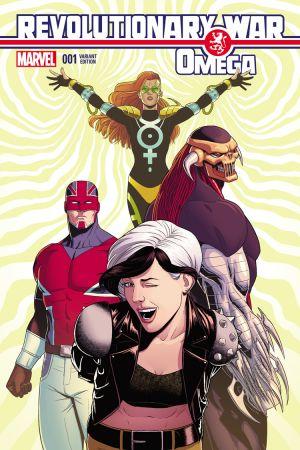 Revolutionary War: Omega (2014) #1