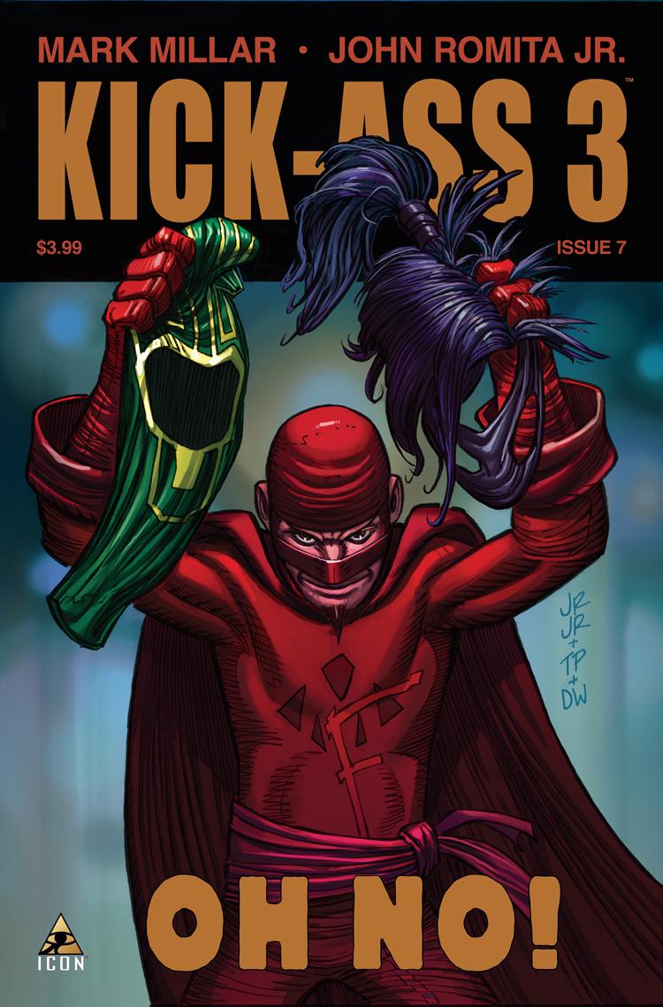 Kick-Ass 3 (2013) #7