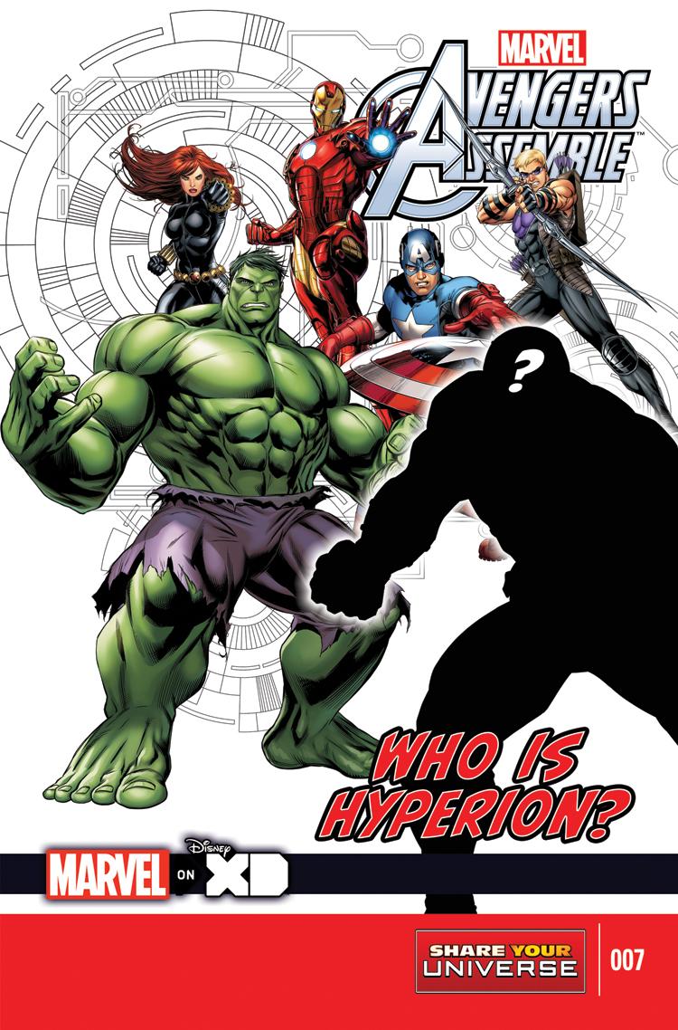 Marvel Universe Avengers Assemble (2013) #7