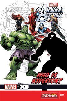 Marvel Universe Avengers Assemble #7