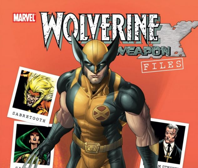 Wolverine: Weapon X Files #1