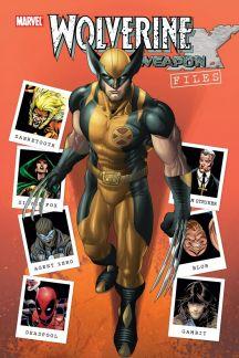 Wolverine: Weapon X Files #1