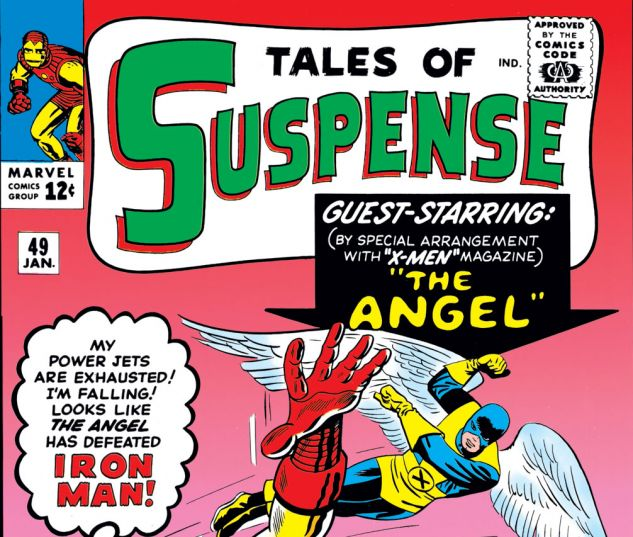 Tales of Suspense (1959) #49 Cover