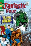 Fantastic Four (1961) #58 Cover