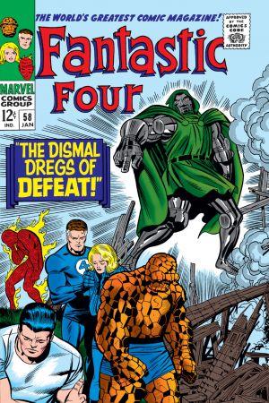 Fantastic Four (1961) #58