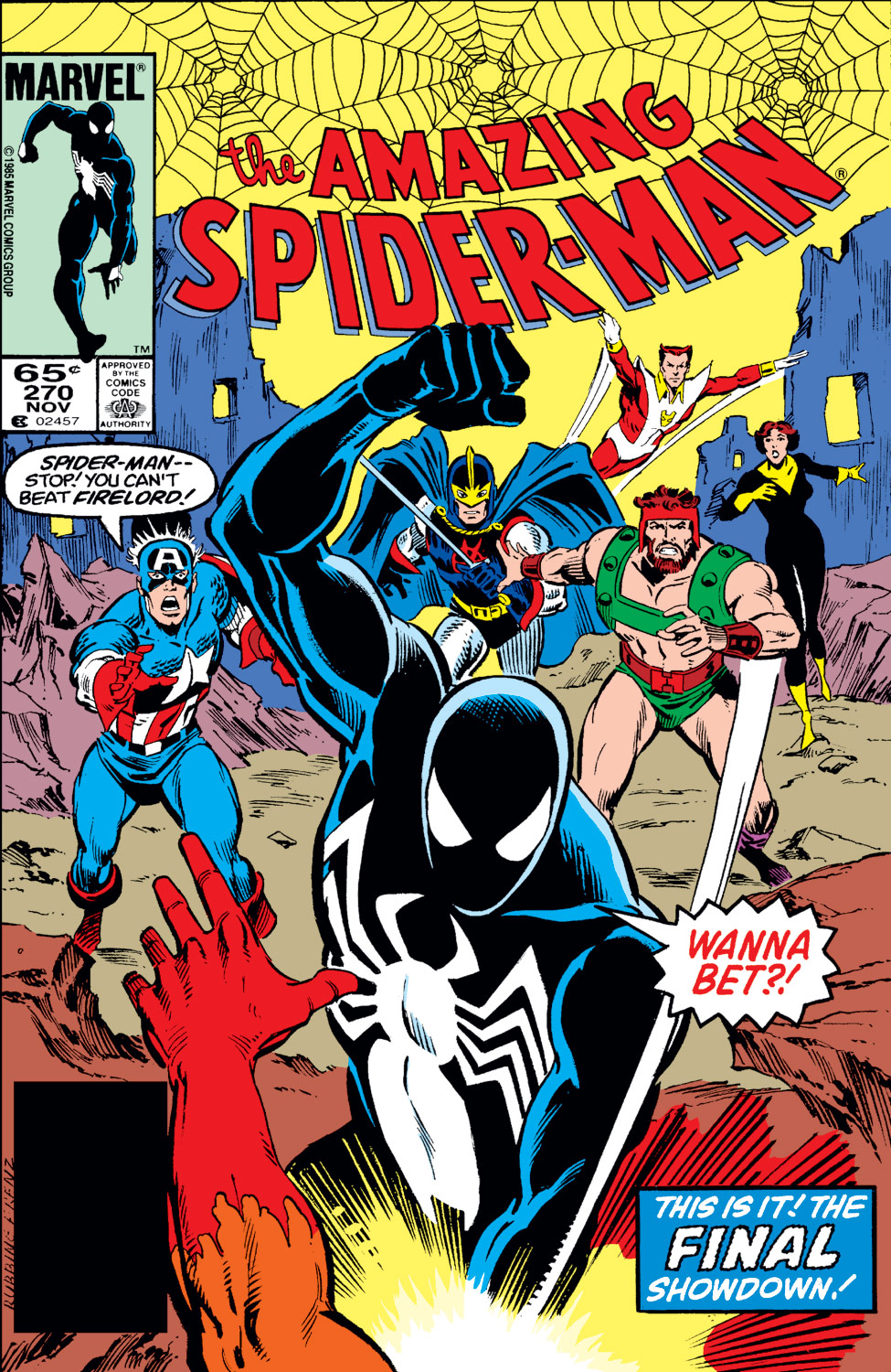 The Amazing Spider-Man (1963) #270