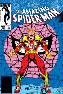The Amazing Spider-Man #264