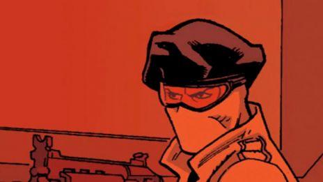 Marvel AR: Guard Conversation
