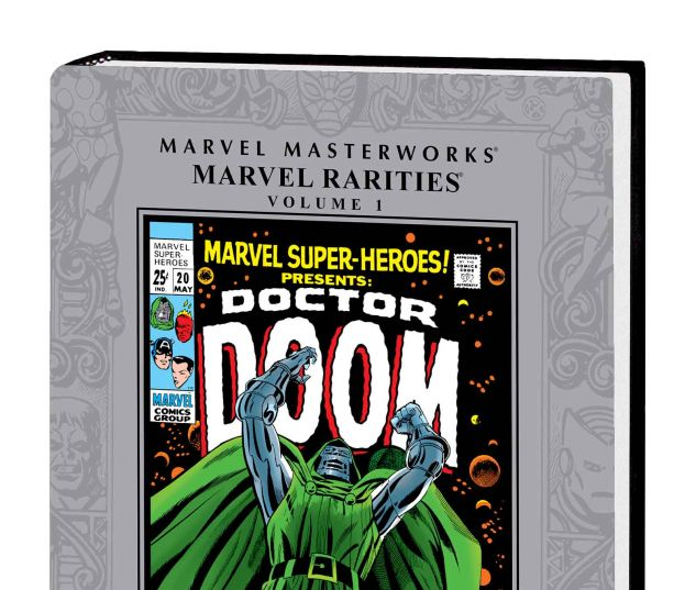 MARVEL MASTERWORKS: MARVEL RARITIES VOL. 1 HC