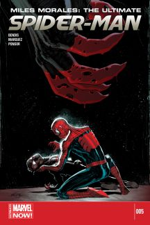 Miles Morales: Ultimate Spider-Man #5