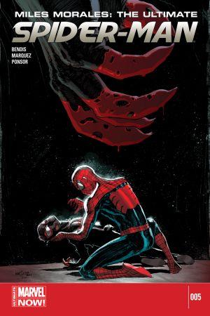 Miles Morales: Ultimate Spider-Man (2014) #5