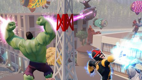 Inside the Disney Infinity Toy Box with John Vignocchi