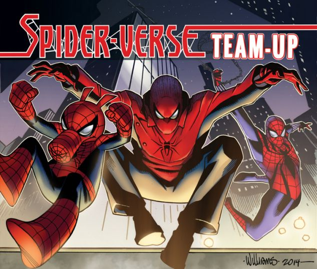 SPIDER-VERSE TEAM-UP 1 (SV, WITH DIGITAL CODE)