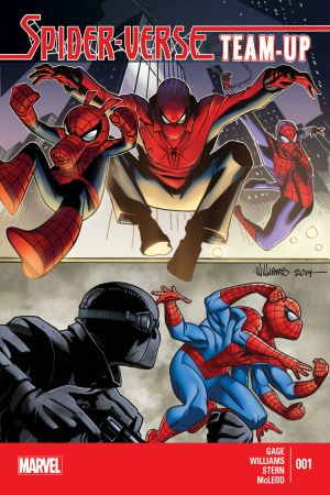 Spider-Verse Team-Up (2014) #1