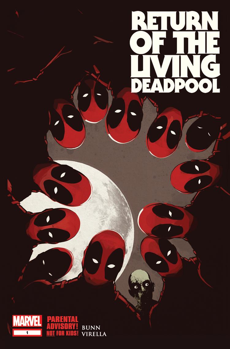Return of the Living Deadpool (2015) #1