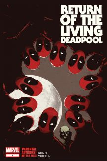 Return of the Living Deadpool #1