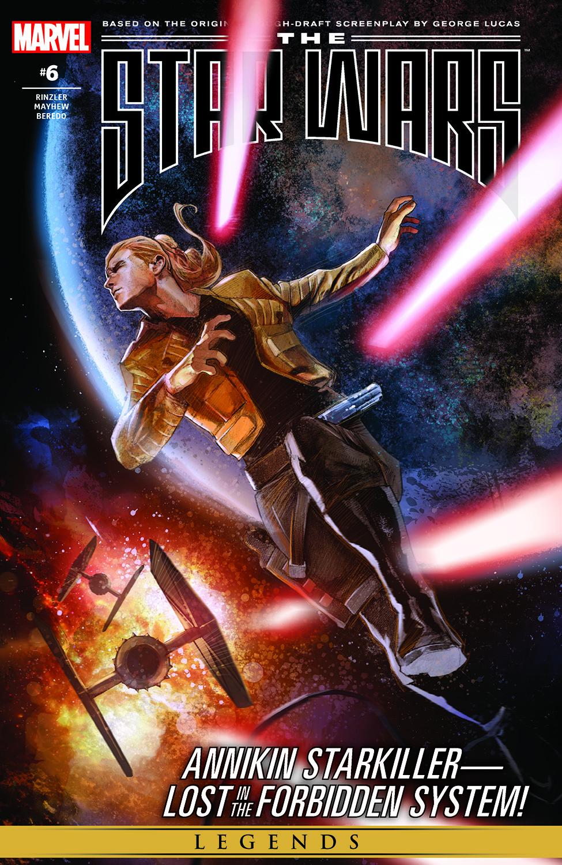 The Star Wars (2013) #6