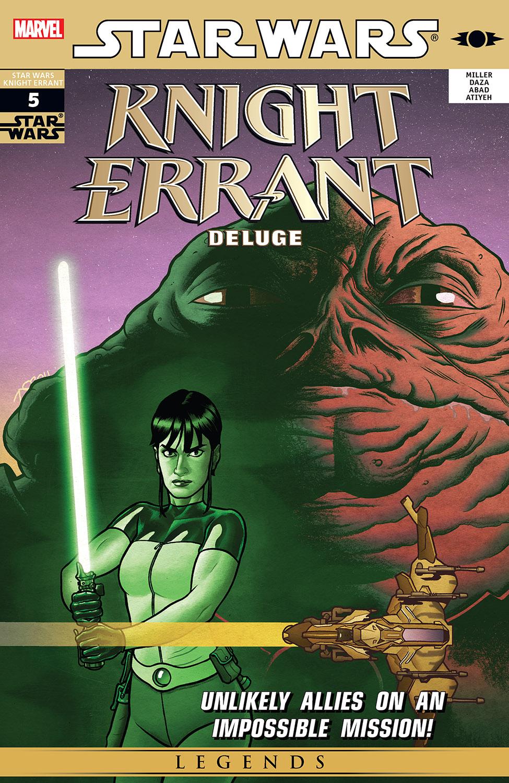 Star Wars: Knight Errant - Deluge (2011) #5