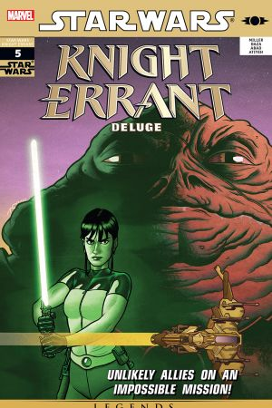 Star Wars: Knight Errant - Deluge #5