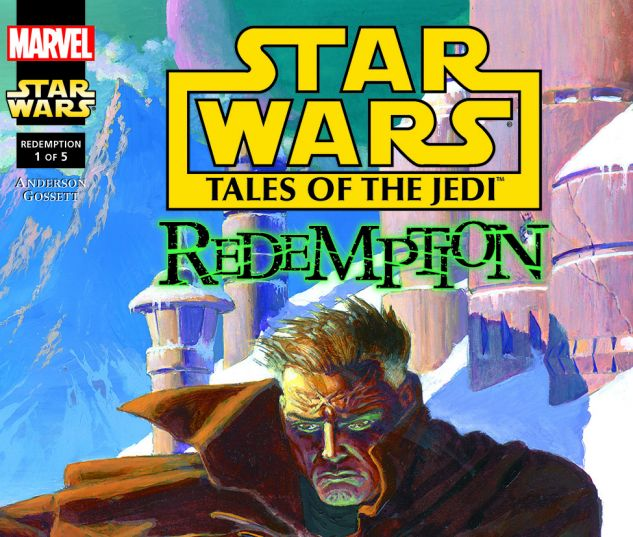 Star Wars: Tales Of The Jedi - Redemption (1998) #1