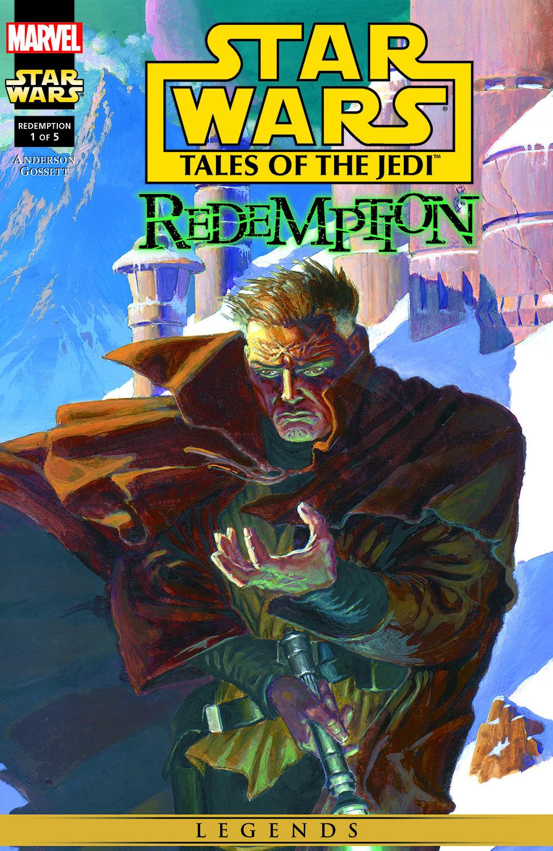 Star Wars: Tales Of The Jedi - Redemption (1998) #1