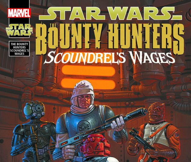 Star Wars: The Bounty Hunters - Scoundrel'S Wages (1999) #1