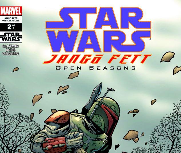Star Wars: Jango Fett - Open Seasons (2002) #2