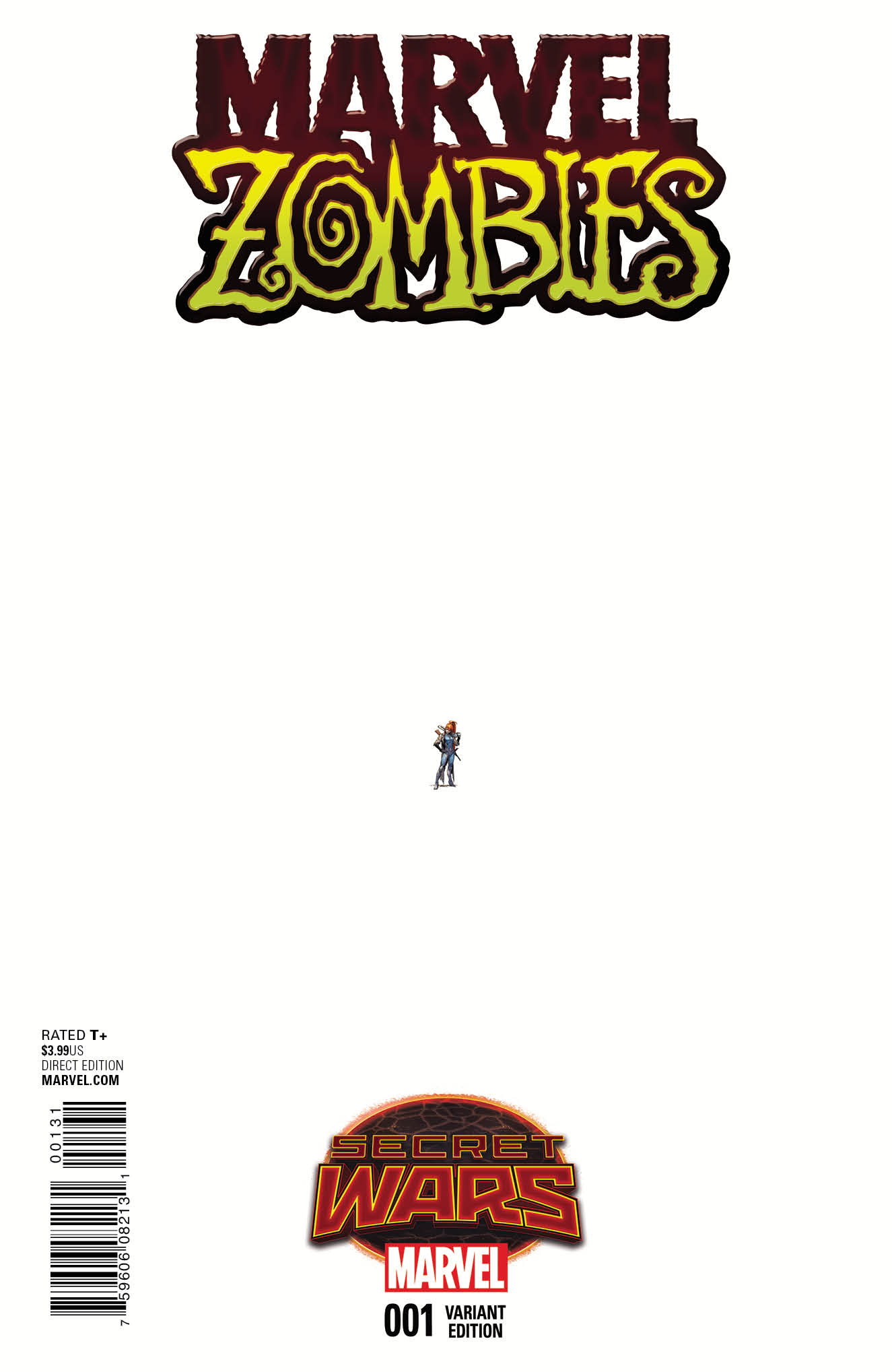 Marvel Zombies (2015) #1 (OPENA ANT-SIZED VARIANT)