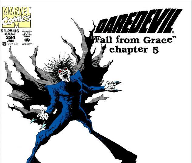 Daredevil (1963) #324