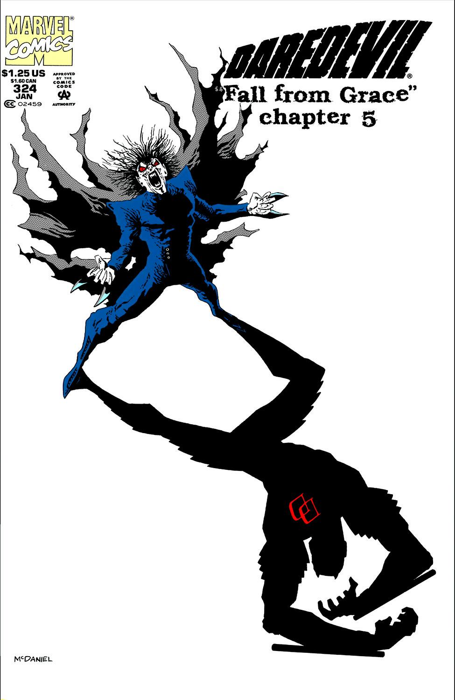 Daredevil (1964) #324