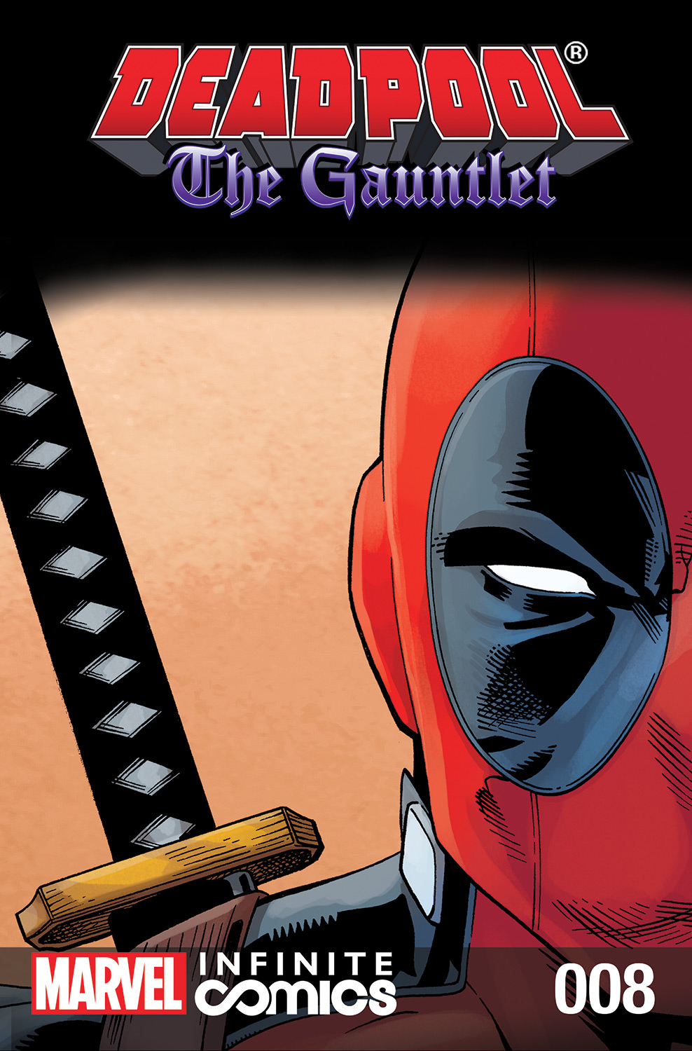 Deadpool: The Gauntlet Infinite Comic (2014) #8