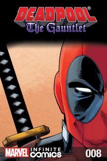 Deadpool: The Gauntlet Infinite Comic (2014) #8
