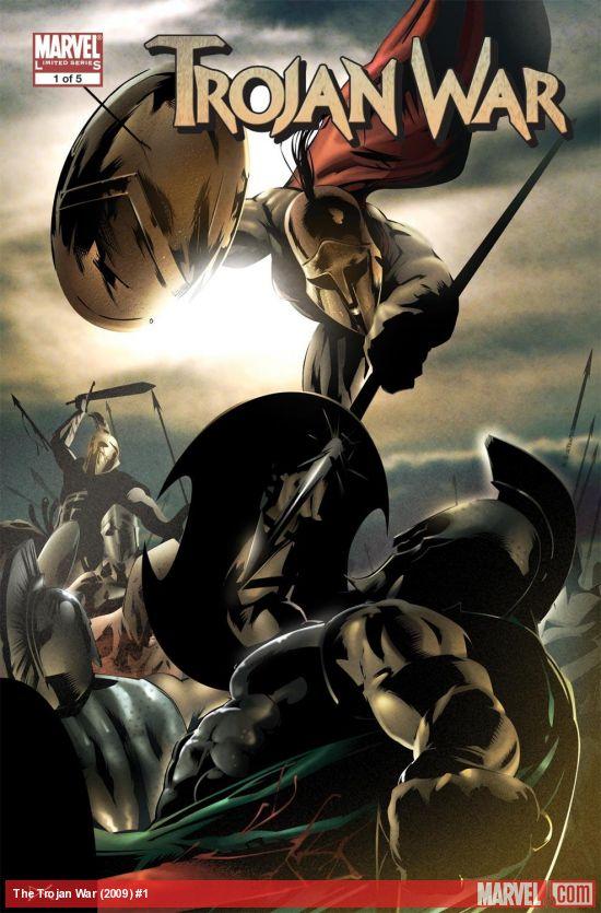The Trojan War (2009) #1