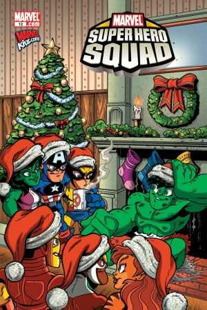 Super Hero Squad (2010) #12