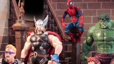 Marvel Super Heroes: What The--?! NYCC 2015