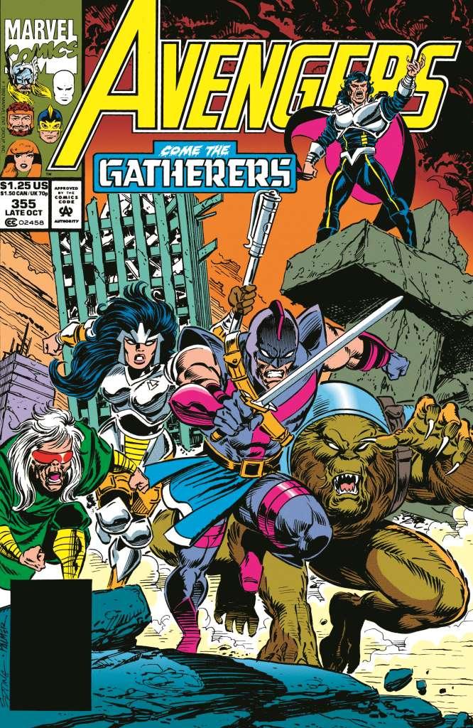 Avengers (1963) #355