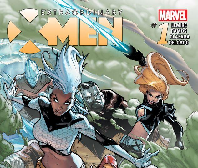 EXTRAORDINARY X-MEN 1 (WITH DIGITAL CODE)