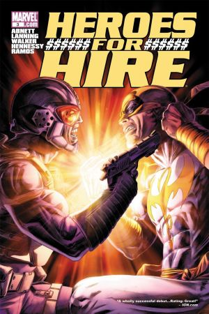 Heroes for Hire #3