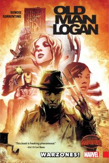 Wolverine: Old Man Logan Vol. 0 - Warzones! (Trade Paperback)