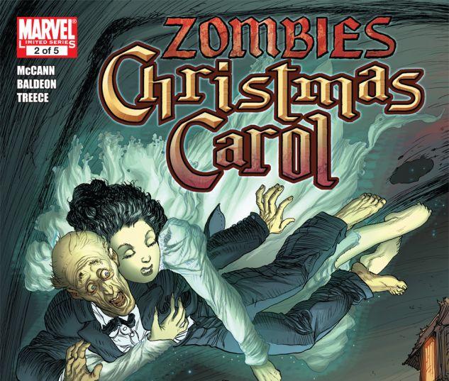 Marvel Zombies Christmas Carol #2