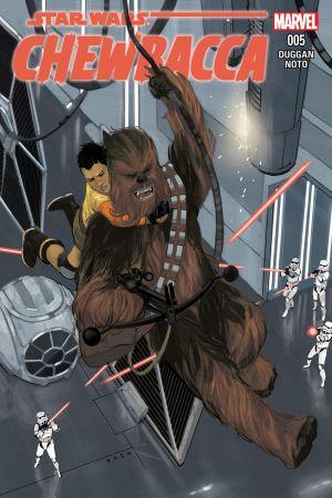 Chewbacca (2015) #5